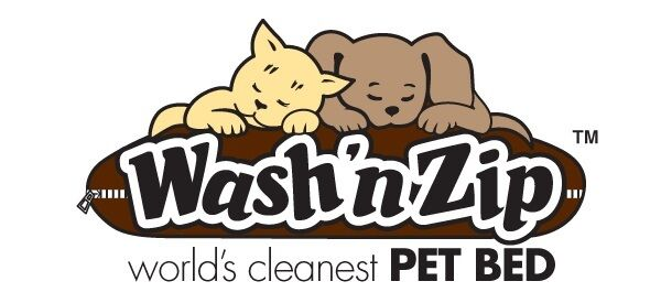 Wash N Zip Pet Bed The Unique Fully Launderable Washable
