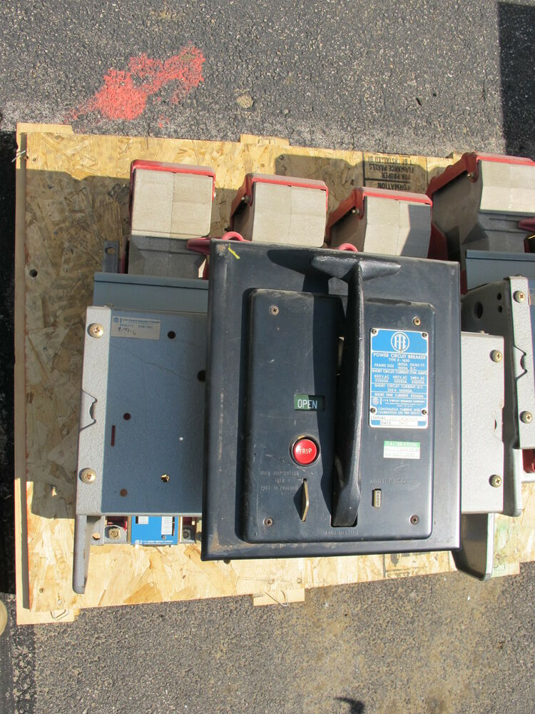 Air Circuit Breaker : Ite k air circuit breaker ebay