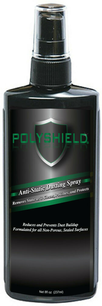 polyshield x staticizing anti static dusting spray for. Black Bedroom Furniture Sets. Home Design Ideas