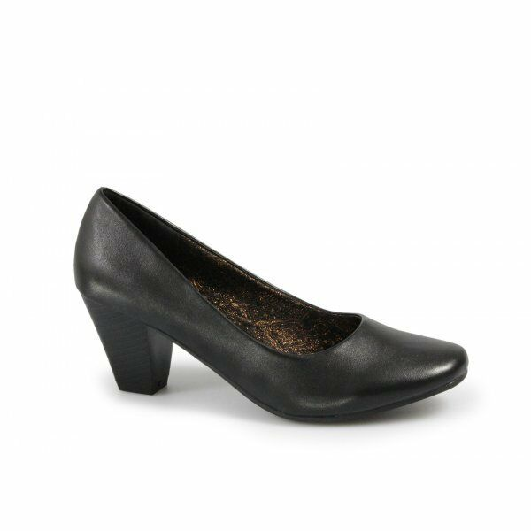 Ladies Low Court Shoes