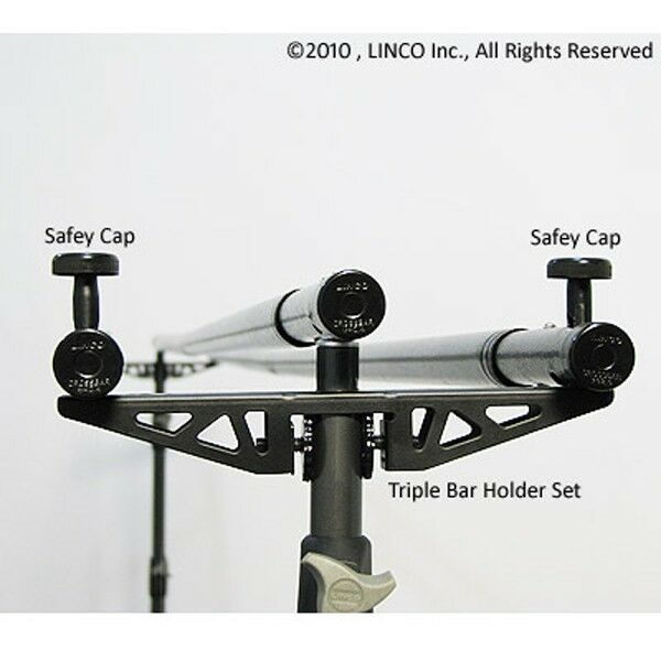 3 roller wall mounting manual background support system
