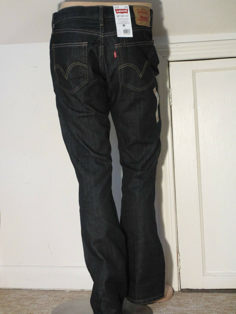Slim Black Jeans Mens