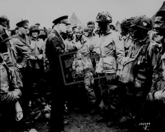 General Dwight D. Eisenhower World War 2 WWII 8 x 12 Photo ...