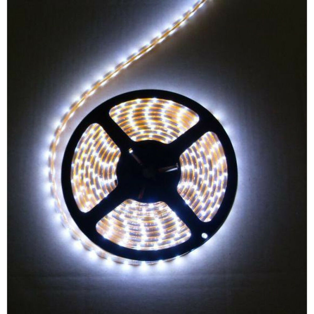 Aquarium Fish Tank White 6500k Lighting Led Strip 100