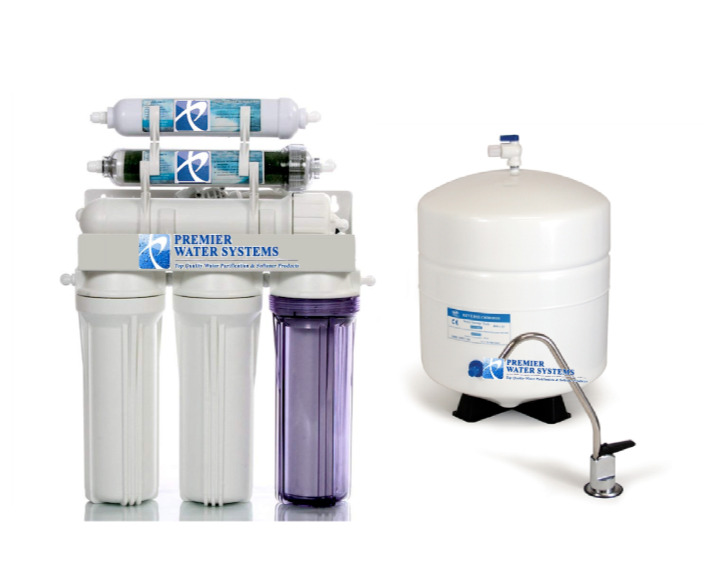 Premier Reverse Osmosis Water Filter Systems Di Ro Dual