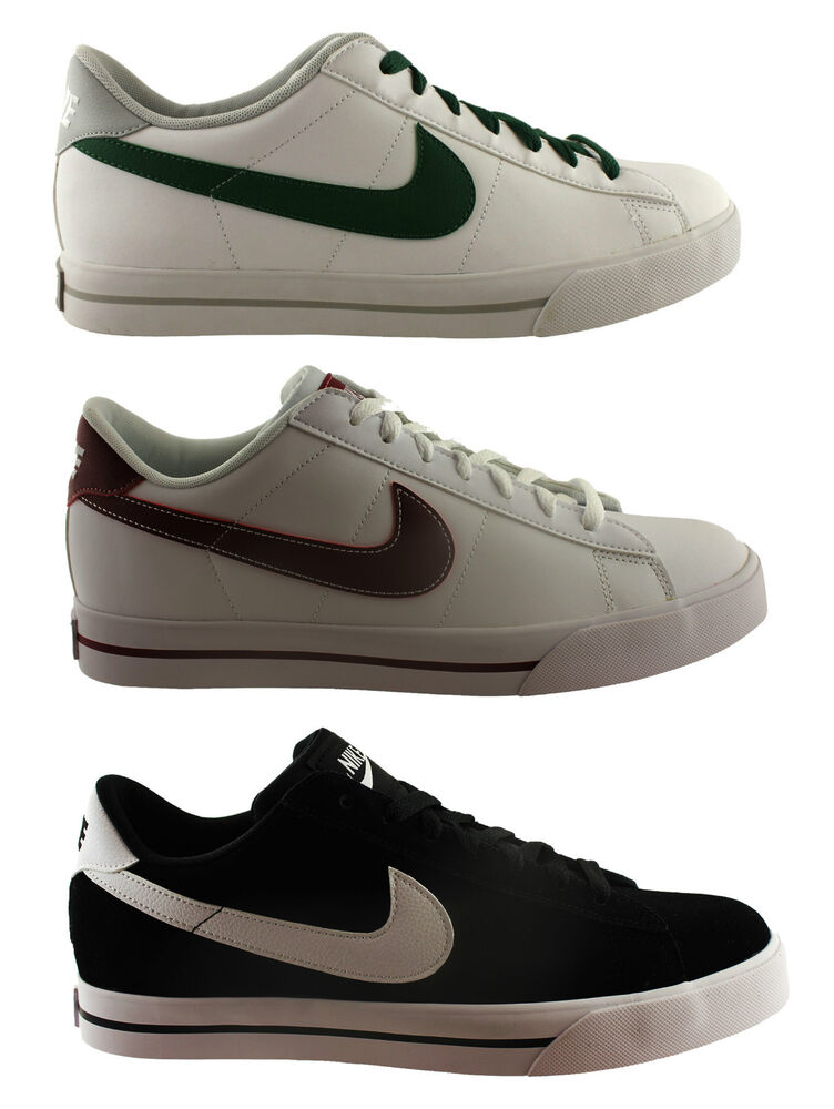nike sweet classic leather mens lace up casual shoes. Black Bedroom Furniture Sets. Home Design Ideas