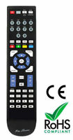 Replacement Remote Control For Marks-and-spencer MS1951DVB