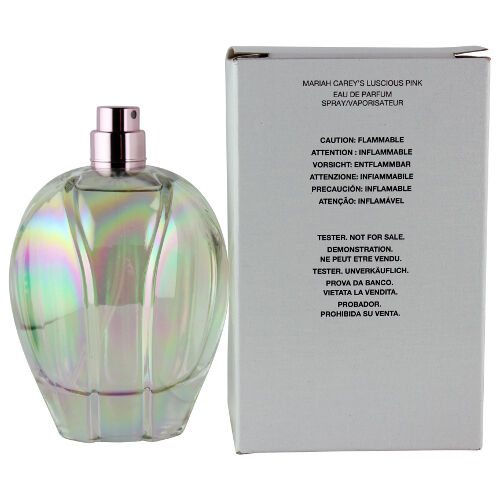 Mariah carey lucious pink w edp spray 3 4 oz tester ebay for Mariah carey perfume