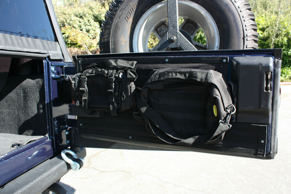 1997 2006 Jeep Wrangler Amp Unlimited GEAR Tailgate