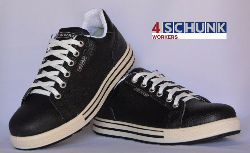 sicherheitsschuhe arbeitsschuhe s3 throw cofra sneakers damen herren ebay. Black Bedroom Furniture Sets. Home Design Ideas