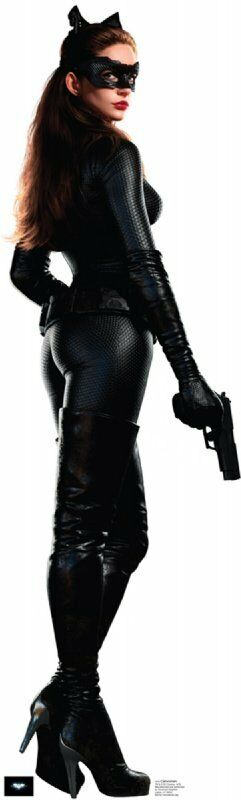 catwoman the dark knight rises lifesize cardboard standup