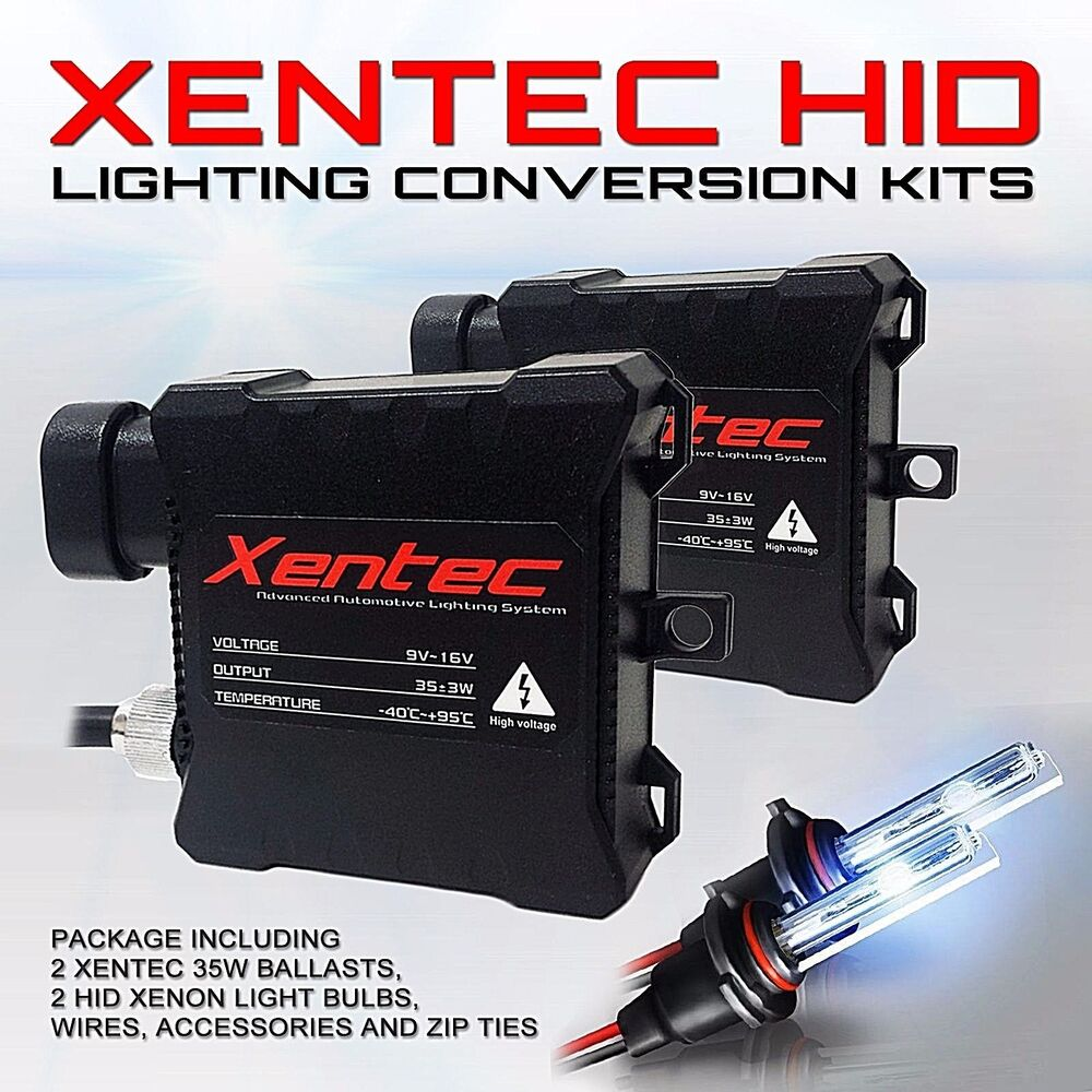 xentec xenon lights hid kit headlight fog h4 h7 h11 h13. Black Bedroom Furniture Sets. Home Design Ideas