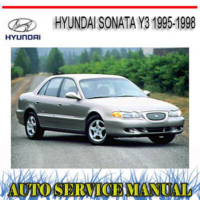 hyundai sonata repair manual free