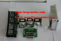 3Axis Cnc Nema17 Longs stepper motor with 4000g.cm & 1.7A,12-36VDC,128 driver