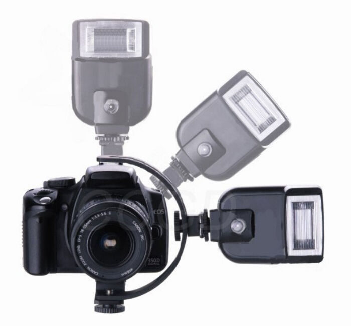 Photography Flash Brackets