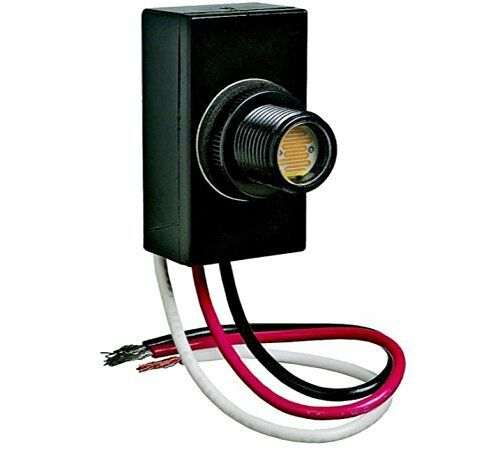 Diagram Photocell Dusk To Dawn Flush Mount Photo Control Eye For