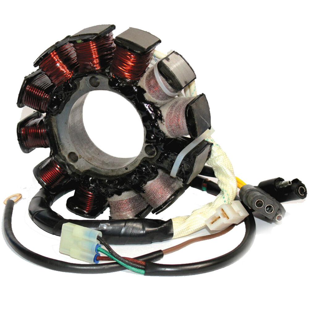 stator fits arctic cat zl600 zl 600 efi 2000 2001 2002. Black Bedroom Furniture Sets. Home Design Ideas
