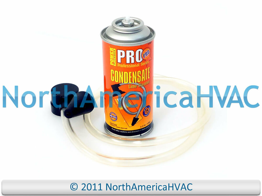 Condensate Drain Line Cleaner Professional Series Clears