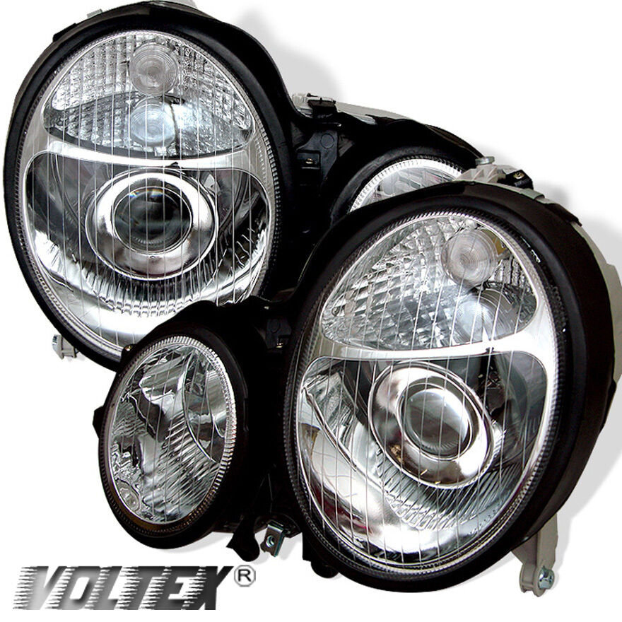Headlights for mercedes benz e320 ebay autos post for Ebay used mercedes benz