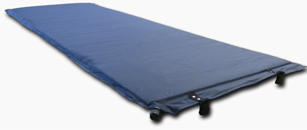 ultracamp self inflating camping mat 3cm thick wide single sleeping mattress ebay. Black Bedroom Furniture Sets. Home Design Ideas