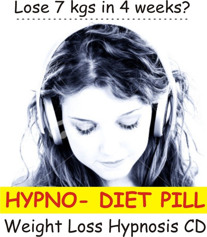 Hypnotherapy for Weight Loss