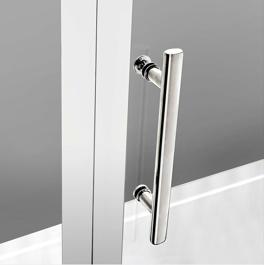 Shower Enclosure Chrome Plated Door Long Handle Ebay