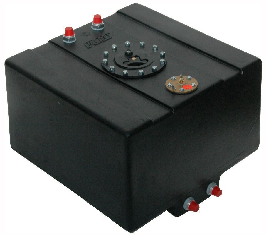 New Rci 12 Gallon Drag Racing Fuel Cell W Sending Unit