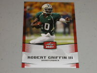 2012 LEAF Draft Red Border #40 Robert Griffin III ROOKIE CARD