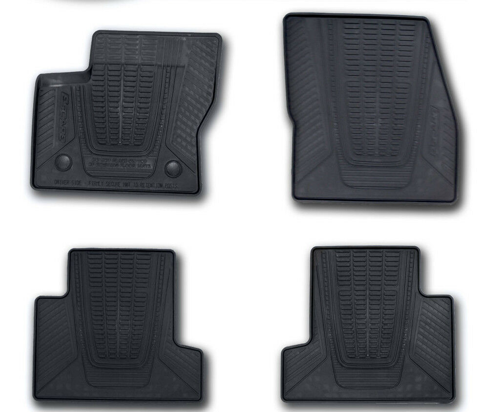 Oem New 2013 2017 Ford Escape All Weather Vinyl Floor Mats