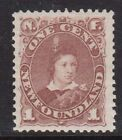 Newfoundland #41 XF/NH Gem **With Certificate**