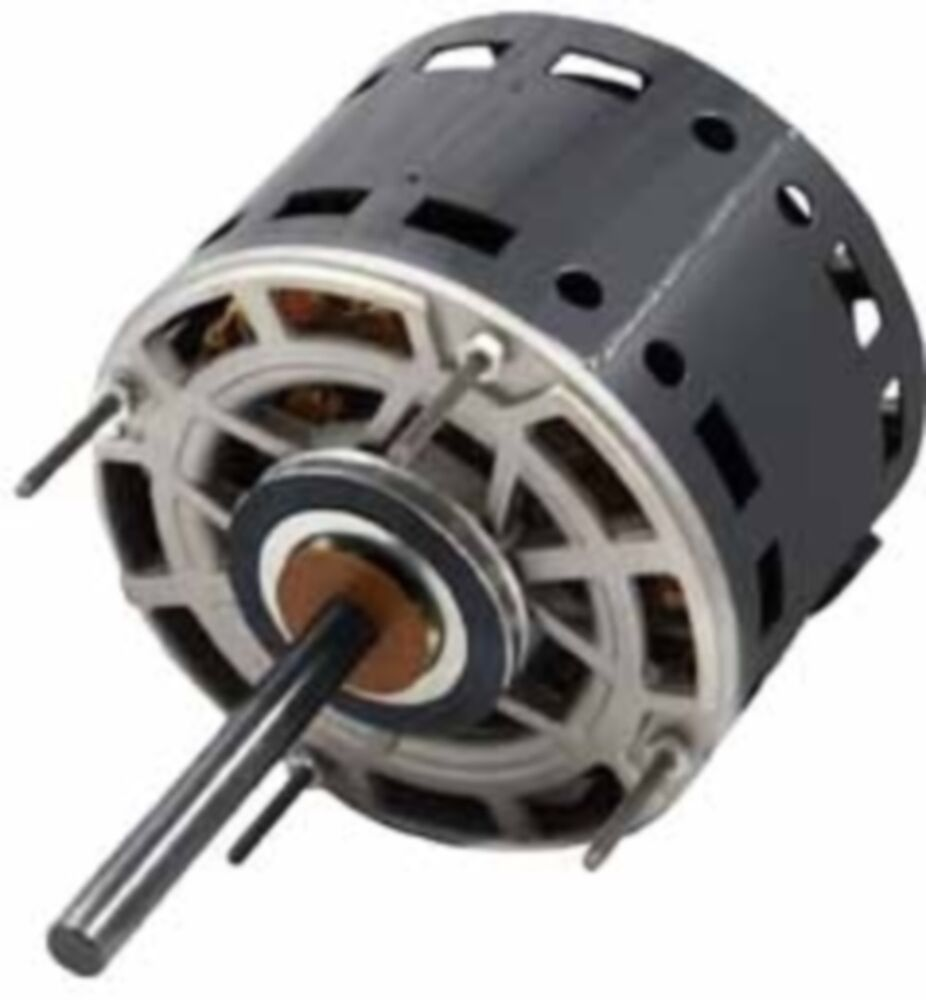 Packard 43587 direct drive blower motor 1 2 1 3 1 4 hp for 1 4 hp ac motor