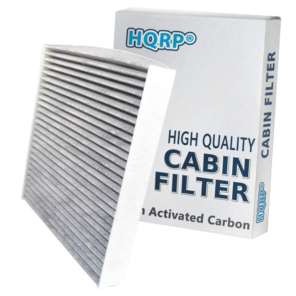 hqrp air cabin filter for honda odyssey 2005 2006 2007