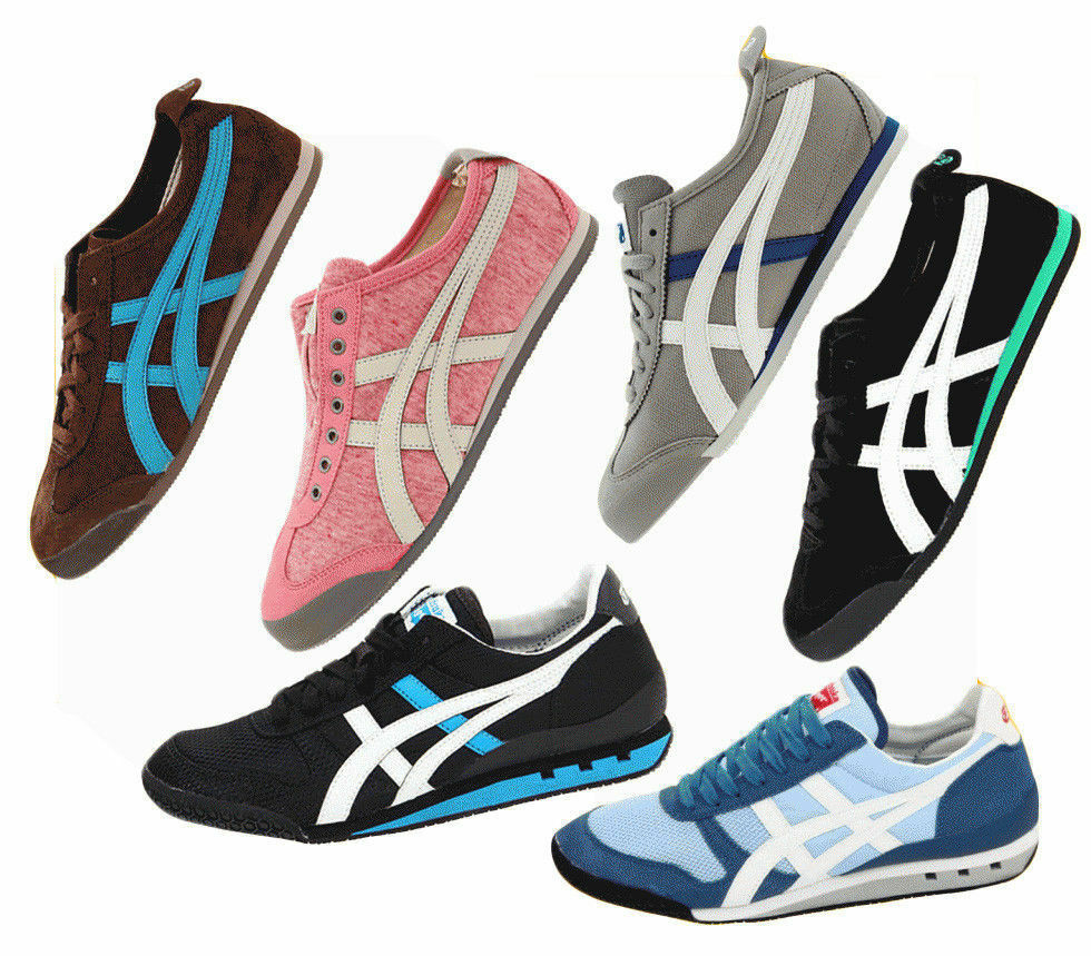 ASICS ONITSUKA TIGER WOMENS CASUAL COMFORTABLE STREET SHOES SNEAKERS TRAINERS   d15bd1bc3