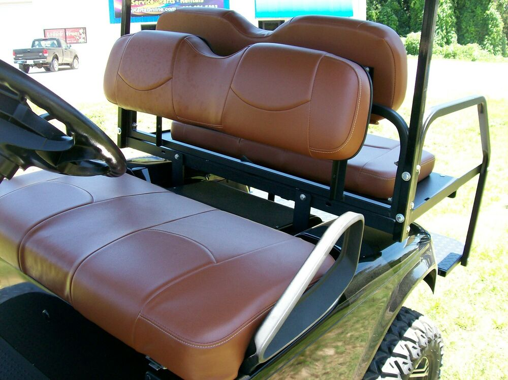 Ez Go Txt Golf Cart Front Seat Replacement Amp Custom Covers