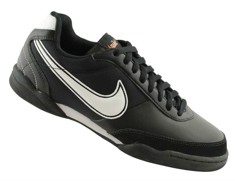 nike t77 mens black white casual sport shoes sneakers