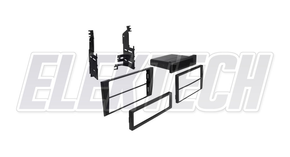300830249511 likewise 2006 Saturn Vue Radio together with Mazda Protege Radio moreover 390509749819 moreover 300970476383. on trim mount radio stereo aftermarket installation double single din kit