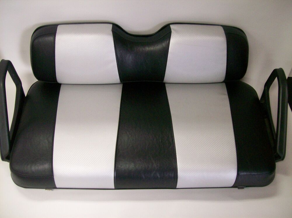 Club Car DS '00 & Up Golf Cart Front Seat Replacement