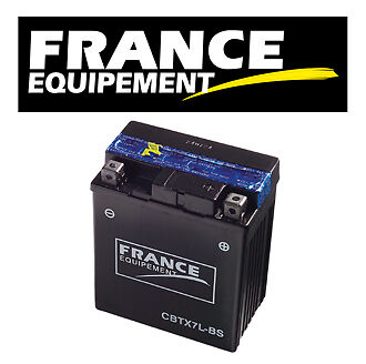 batterie france equipement cbtx7l bs ytx7l bs ytx7lbs 12v 6ah moto scooter quad ebay. Black Bedroom Furniture Sets. Home Design Ideas