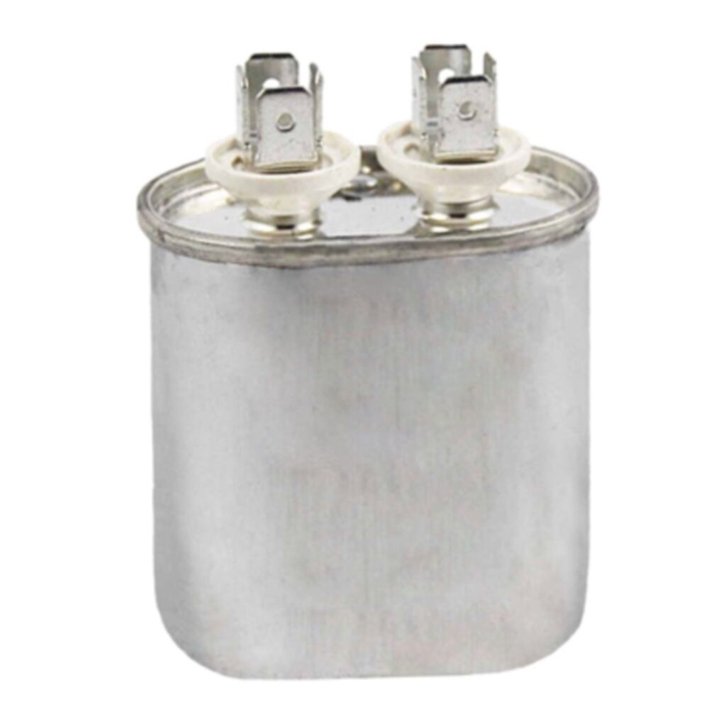 packard poc10 370 volt oval run capacitor 10 mfd ebay