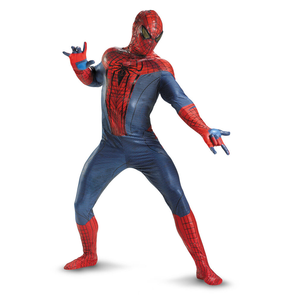 from Silas adult spiderman costume xxx
