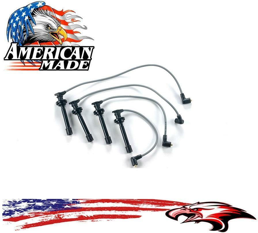 ignition wires for infiniti g20 00 02 for nissan 200sx. Black Bedroom Furniture Sets. Home Design Ideas