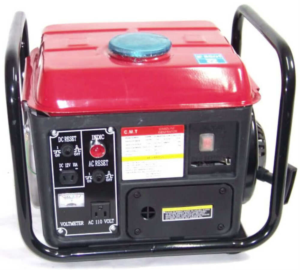 NEW 1200 PORTABLE GASOLINE ELECTRIC POWER GENERATOR GAS CMT | eBay