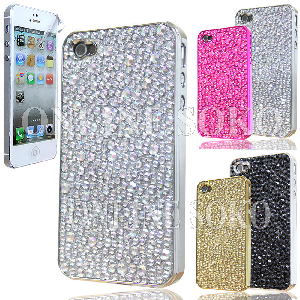 ebay iphone 5 cases for apple iphone 5 5s bling 9536
