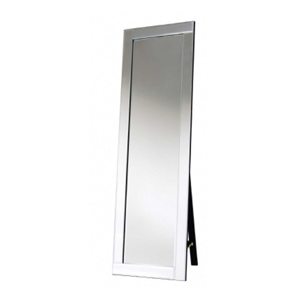 Cheval full length free standing dressing wall mounted for Wall size mirror
