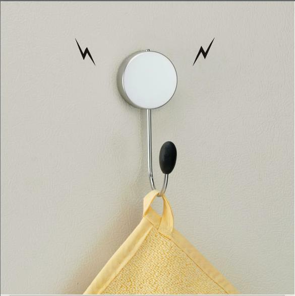 Magnetic Hook Single Attach To Fridge Oven Metal