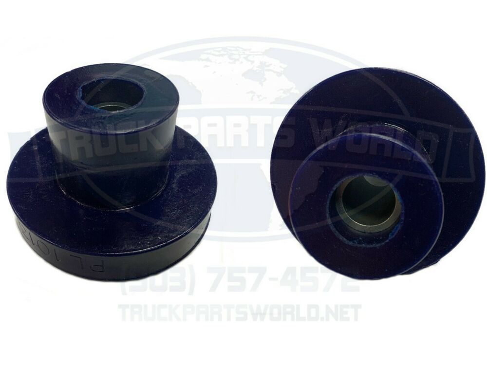 Pair Of Peterbilt Kenworth Motor Mount Bushing