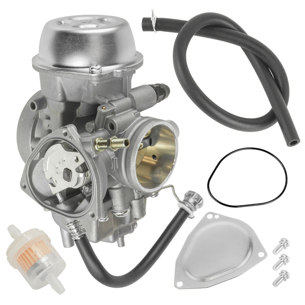 Yamaha Grizzly 660 >> Carburetor FITS YAMAHA Grizzly 600 YFM600 1998-2001 NEW Carb | eBay