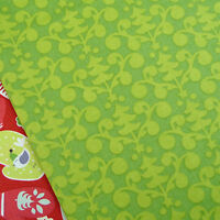 Blend, Tinsel tree green fabric/ Christmas decorations stocking quilt holly star