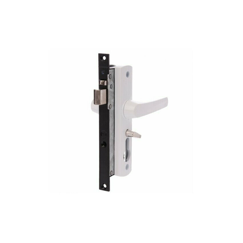Whitco Security Screen Door Lock W892116 Tasman MK2 White ...