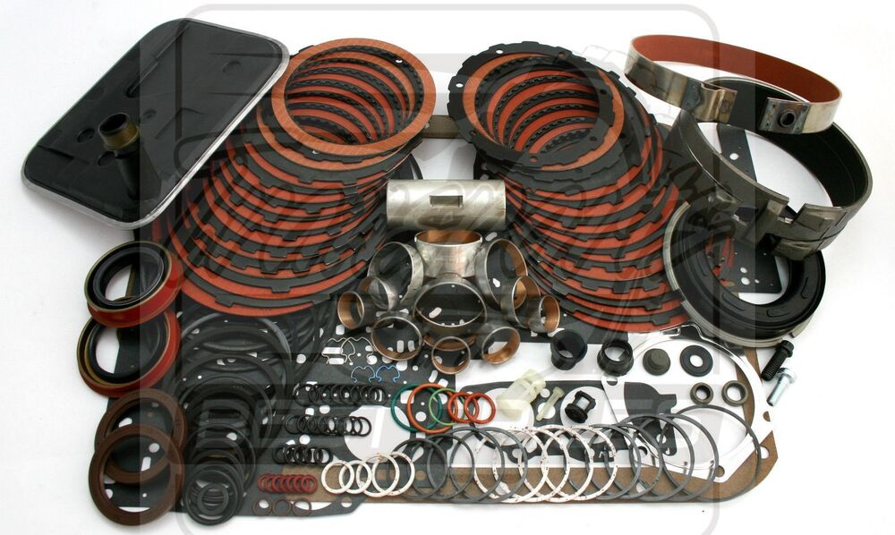 4l80e alto high performance transmission red eagle deluxe rebuild kit 1990 1996 ebay. Black Bedroom Furniture Sets. Home Design Ideas